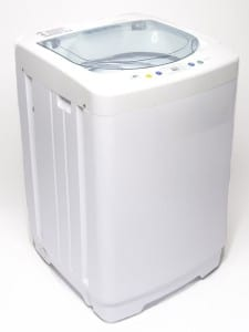 The Laundry Alternative Super Compact 5.5 Lb. Capacity Full Automatic Washer with 3 Year Full Warranty