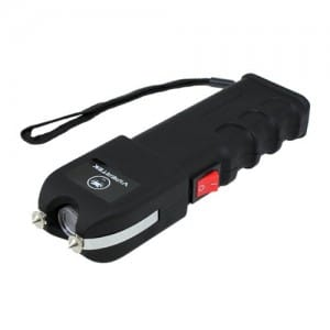 VIPERTEK VTS-989 - 53,000,000 V Heavy Duty Stun Gun - Rechargeable with LED Flashlight