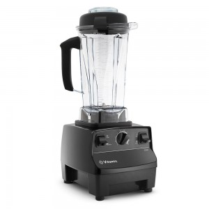 Vitamix Standard Blender, Black (Certified Refurbished)