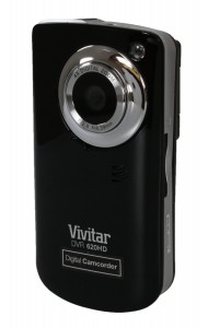 Vivitar Flash Memory 5.1MP Camcorder with 1.8 Monitor - Black