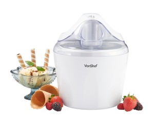 Top 10 Best Ice Cream Makers in 2018 Review