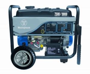 Westinghouse WH7500E Portable Generator, 7500 Running Watts9000 Starting Watts