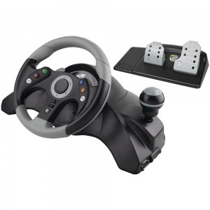 Xbox 360 Wired Racing Wheel