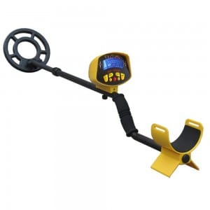 XeeStore Metal Detector Fully Automatic with LCD Display Gold Digger Treasure Hunter MD-3010II Gold Treasure Digger