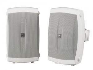 Yamaha NS-AW150WH 2-Way IndoorOutdoor Speakers (Pair, White)