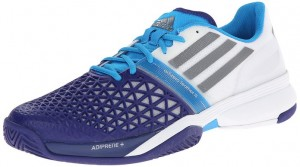 adidas Performance Men's CC Adizero Feather III Tennis Shoe