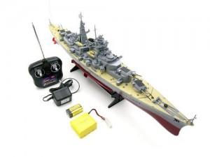 German Bismarck Military Battleship 1360 RC 28 Warship RC Cruiser
