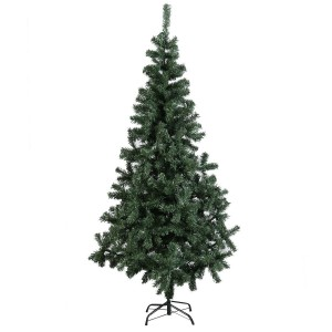Goplus 5.9-Ft Artificial PVC Christmas Tree with Stand, Green