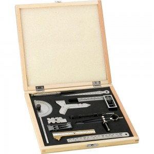 Grizzly H5686 Engineering Measuring Kit