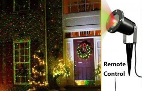 Top 10 best outdoor laser projector lights for christmas decoration in 2016 reviews – buyer's guide