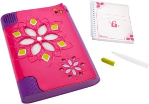My Password Journal with Flower Desig