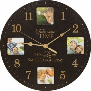 P. Graham Dunn BIC23 12X12 Clock - Pray