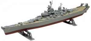 Revell 1535 Uss Missouri Battleship
