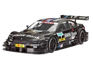 Revell Bmw M3 Dtm 2012 bruno Spengler Racing Car Vehicle Model Modelling Kit