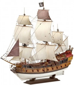 Revell of Germany Pirate Ship Plastic Model Kit