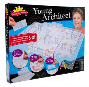 Scientific Explorer Young Architect Building Se