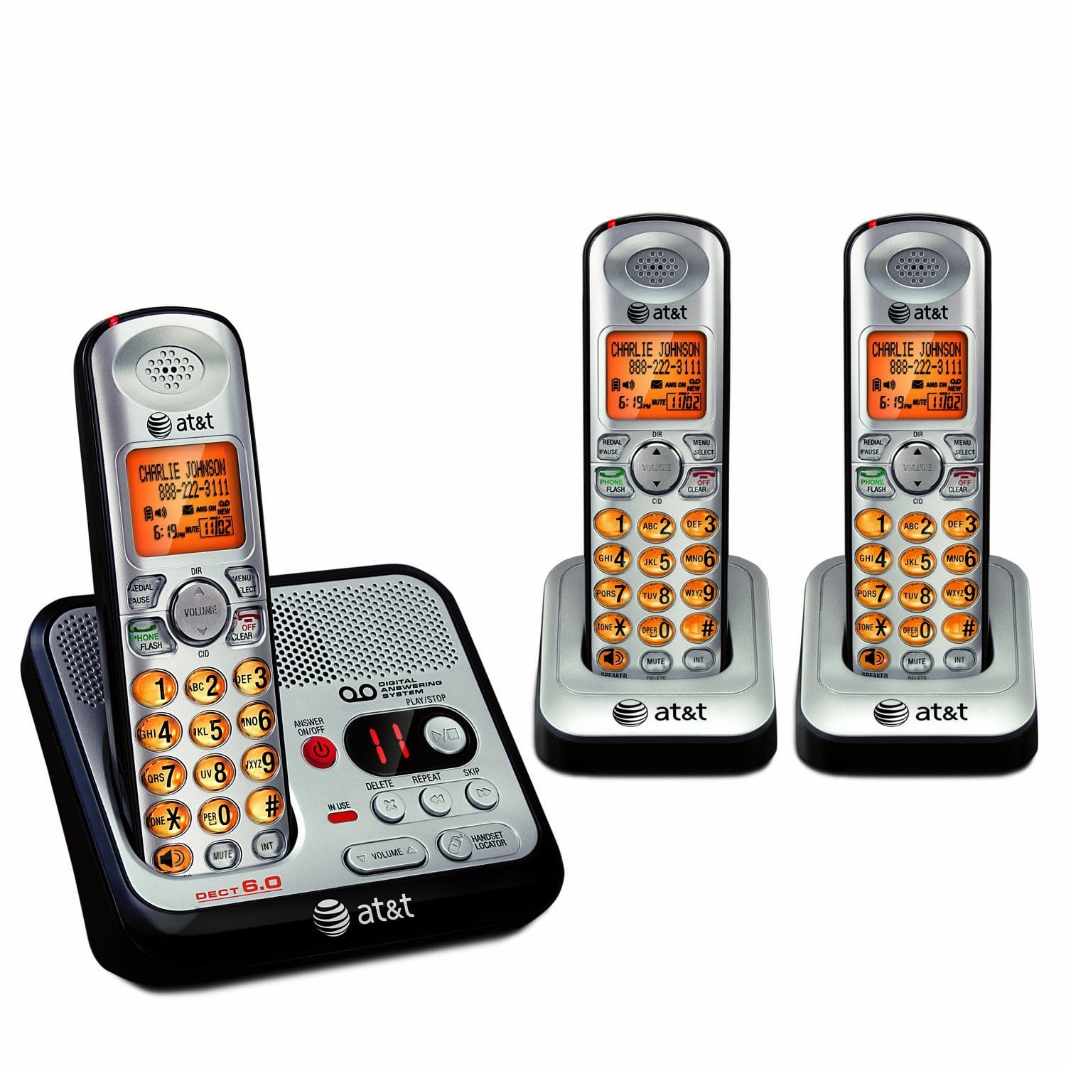 Top 10 Best Cordless Phones In 2020 Reviews