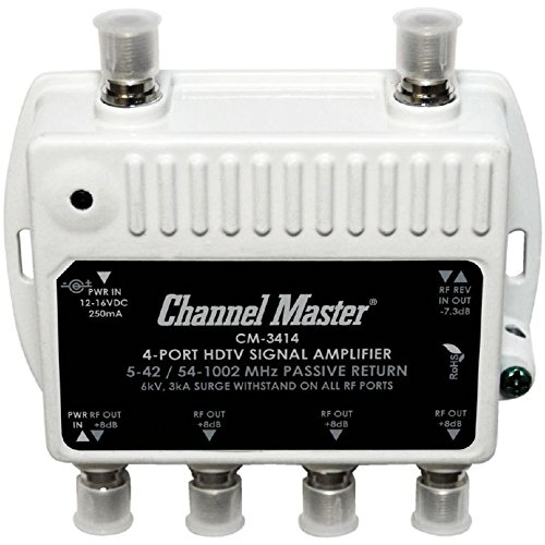 Top 10 Best Signal Amplifiers in 2020 Review