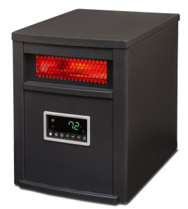 Lifesmart Large Room 6 Element Infrared Heater wRemote