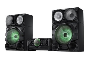 Samsung MX-HS7000 Giga Sound System (2014 Model)