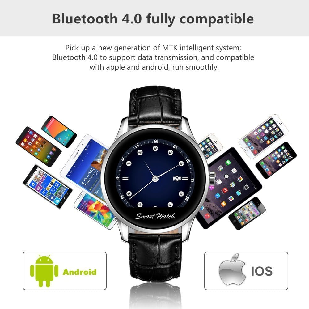 Top 10 Best Smart Watches in 2020 Review
