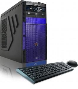 CybertronPC Hellion (Blue) TGM1213B Gaming PC (3.5 GHz AMD FX-6300 6-Core, 2GB GeForce GT740, 16GB DDR3 1600MHz, 1TB HDD, WiFi, Windows 8.1 64-Bit)