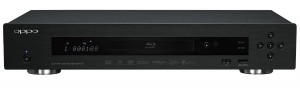 OPPO BDP-103 Universal Disc Player (SACD DVD-Audio 3D Blu-ray)