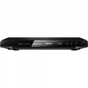 Philips DVP3680 DVD Player - Black