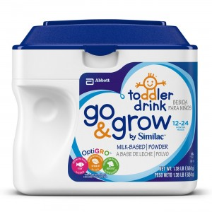 Similac Go & Grow Stage 3 Milk Based Formula, Powder, 22 Ounces (Pack of 6)(Frustration Free Packaging)