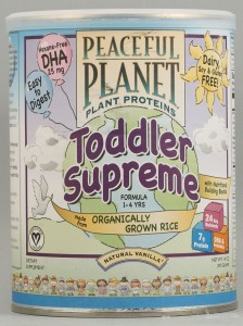 Toddler Supreme (Vanilla) VegLife 397 g Powder