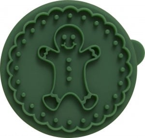 Cookie Stamp Gingerbread Man