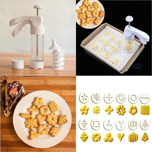 Top 10 Best Cookie Presses in 2018 Reviews