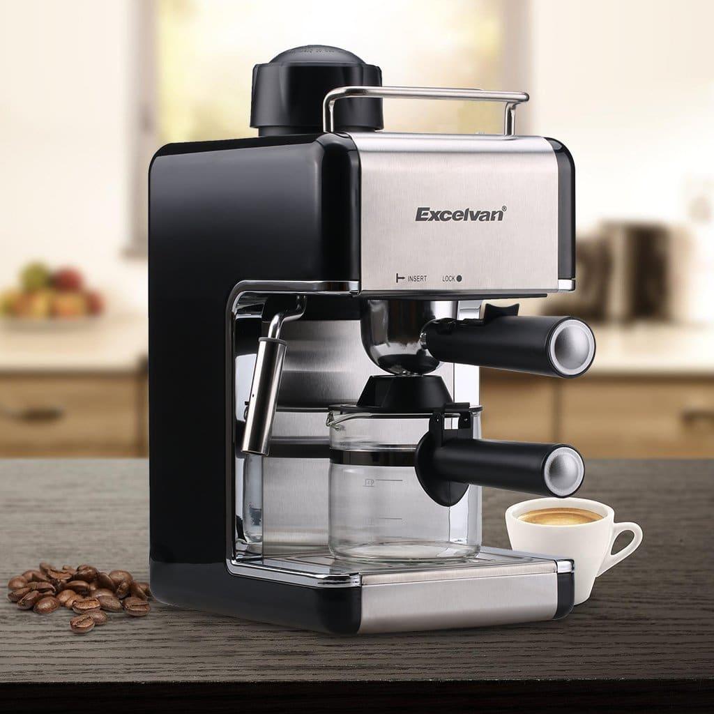 Electronic Steam Coffee Machine top 10 best steam espresso machines in 2016 reviews