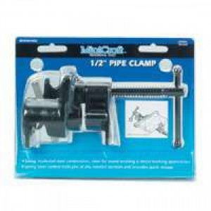 Mintcraft JLO-0393L 12-Inch Pipe Clamp Fixture