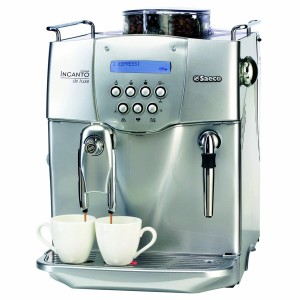 Philips Saeco RI972447 Incanto Deluxe Automatic Espresso Machine