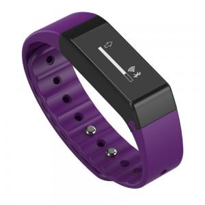 ipegtop Vidonn X6s Fitness Tracker,Touch Key Sleep Monitor Pedometer Smart Watch Band Activity Wristband
