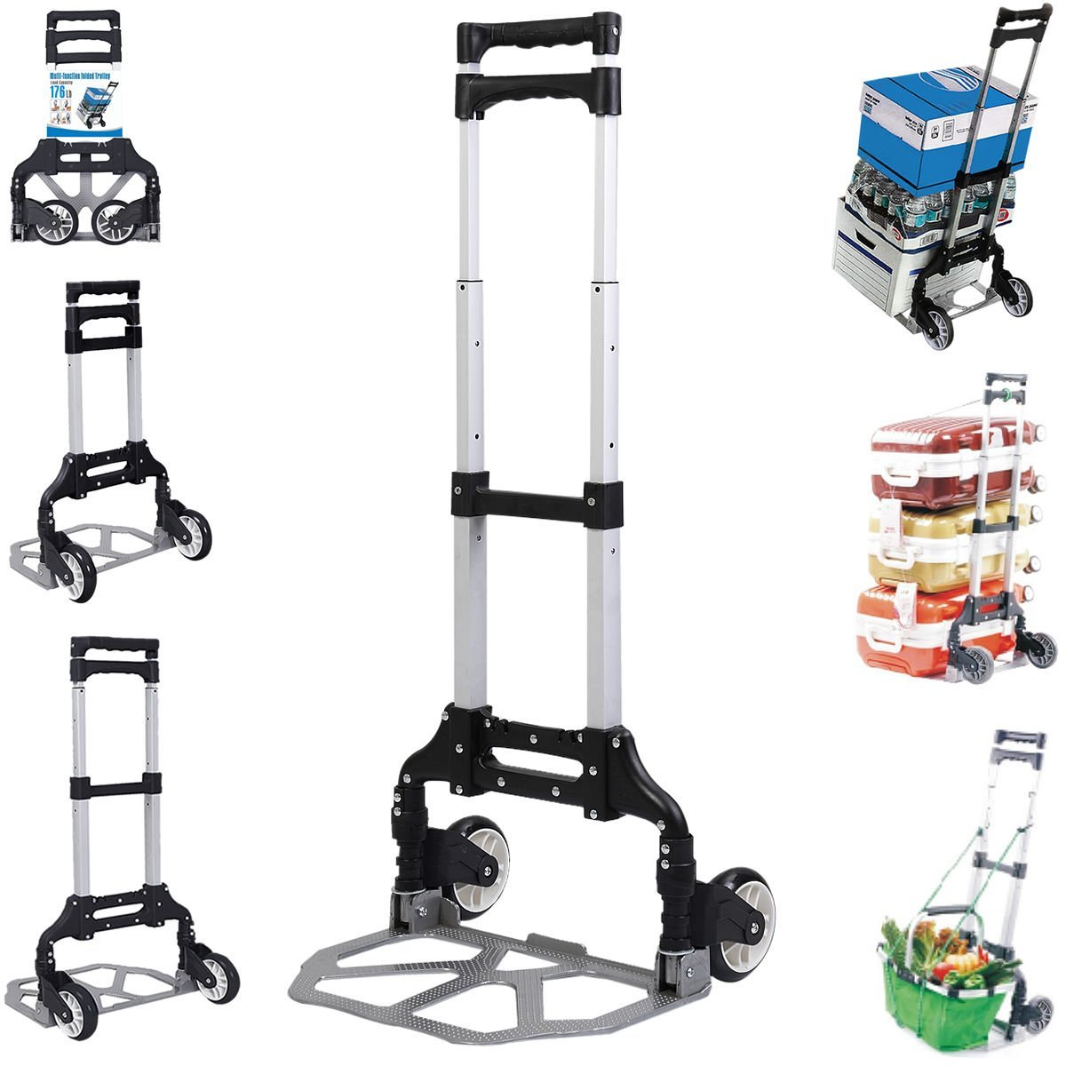 Top 10 Best Hand Trucks In 2020 Reviews