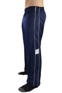 AllPro Men's AP Speed Drill Warm-Up Pants Track Pants Open Bottom