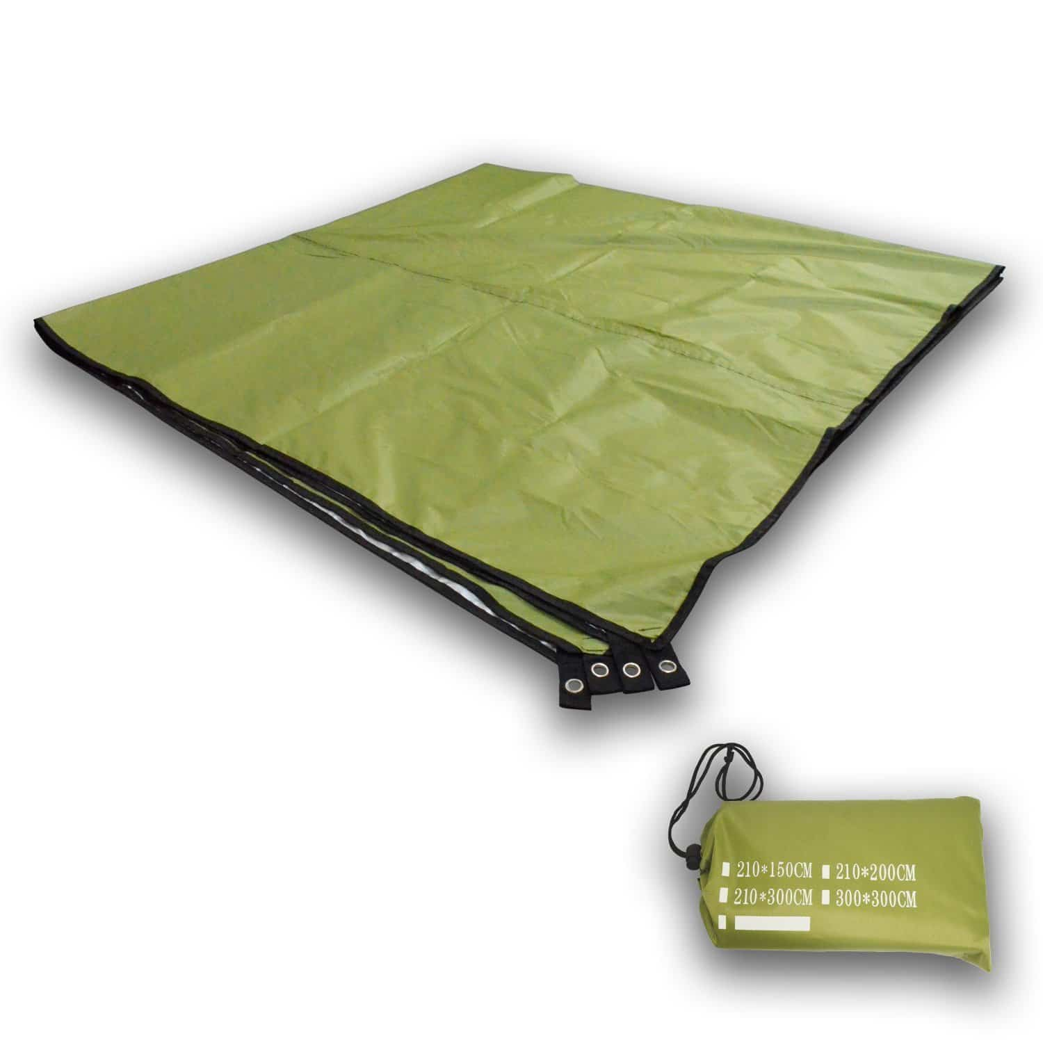 Top 10 Best Tent Footprints 2020 Review