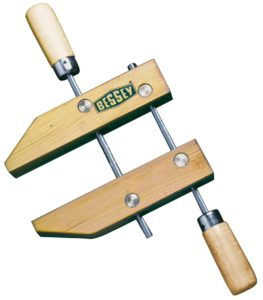 Bessey HS-6 6-Inch Wood Handscrew Clamp