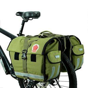 Bicycle Cycling Bike Handlebar Bag Bar Bag Front Basket Bag Waterproof Tool Bag Pouch Pannier