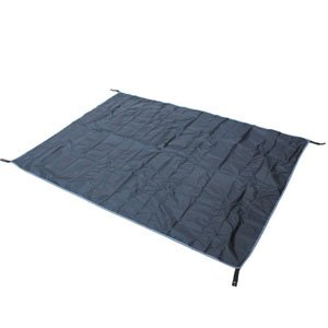 Bluecell Black Color Thick Tent Footprint Waterproof Floor Saver for C&ing Hiking Backpacking Picnic Shelter Shade  sc 1 st  Top Portal Review : tent footprints - memphite.com