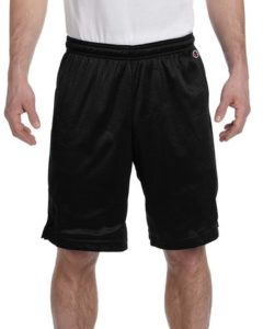 Champion Polyester Mesh Shorts