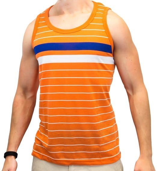 Top 10 Best Men's Tank Tops for Athletic in 2020 Review