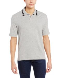 Geoffrey Beene Men's Liquid-Luxe Core Polo Shirt