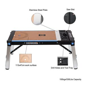 Top 10 Best Workbenches That Easy to Use in 2018 Review