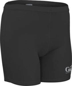 HT111 Men's and Women's Mid-Weight Compression Short-Comfortable, Cool, and Dry