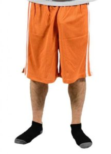 Hyp Men's Mesh Athletic Shorts No Pockets