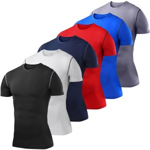 Top 10 best men's compression top for athletic in 2018 reviews