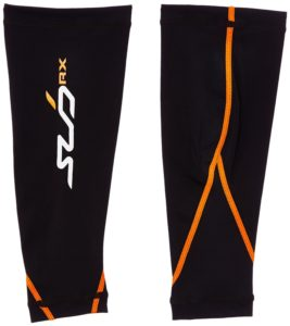 SUB Sports ELITE RX Mens Graduated Compression Calf Sleeves - Base Layer Underwear